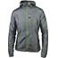 Röjk Chicks Casadei Windbreaker Jacket Salmiak Metallic